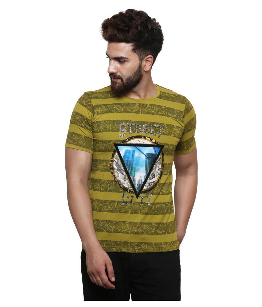 Jodifer Green Round T-Shirt