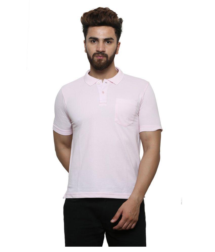 Jodifer Pink Henley T-Shirt