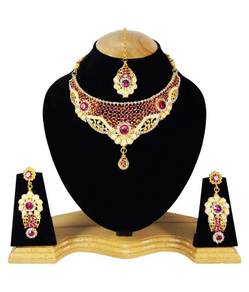 Zerconic Necklace Set
