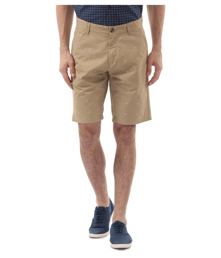 U.S. Polo Assn. Beige Shorts