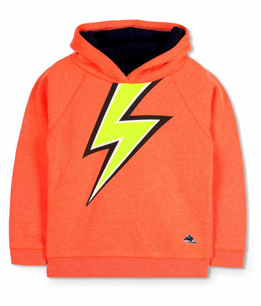 Cherry Crumble Lightning Hoodie Sweatshirt