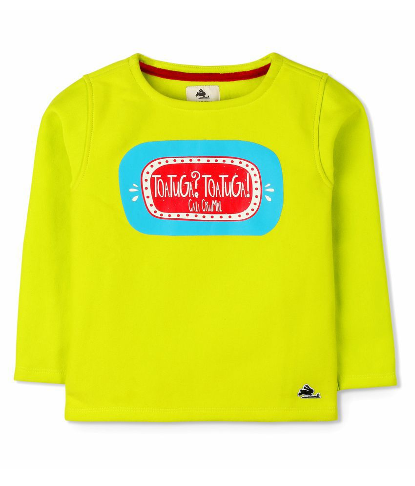 Cherry Crumble Spanish Tortuga Sweatshirt