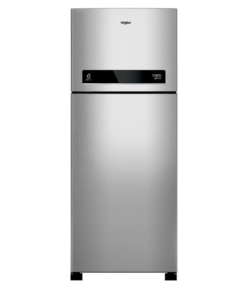 Whirlpool 265 Ltr 3 Star Neo DF278 PRM Double Door Refrigerator ...