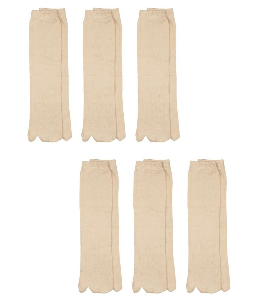 Cotson women's thumb Socks (pack of 6)