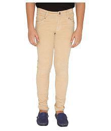OVO Boys Cream Corduroy Pants