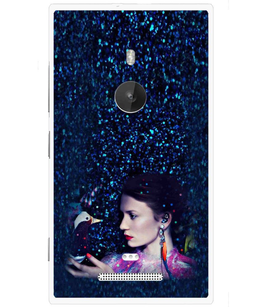 Nokia Lumia 925 Printed Cover By Snooky