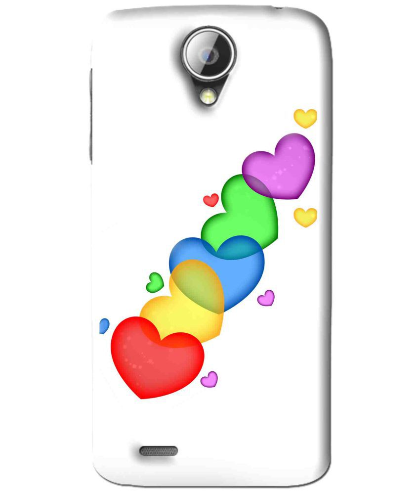 Lenovo A830 Printed Cover By Snooky