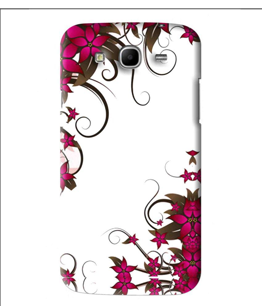 Samsung Galaxy Mega 5.8 Printed Cover By Snooky