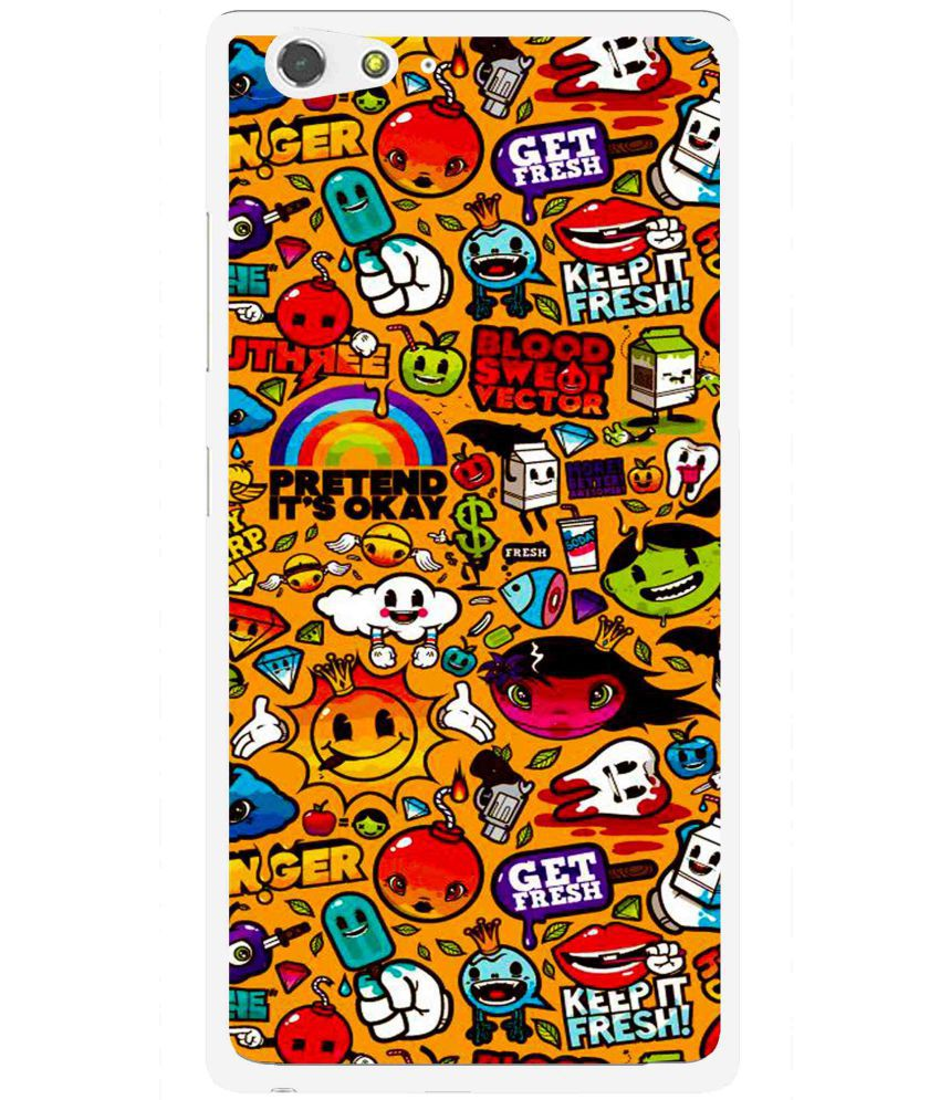 Gionee Elife S6 Printed Cover By Snooky
