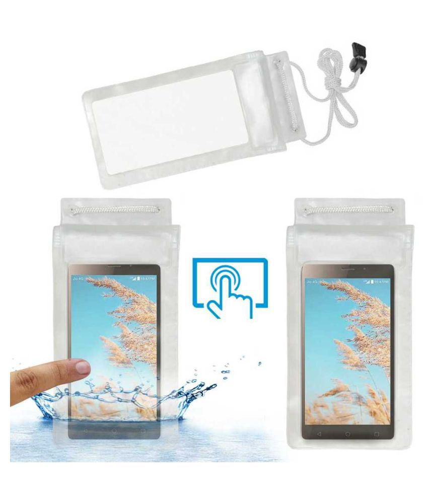 LYF Wind 6 Holster Cover by ACM - Transparent