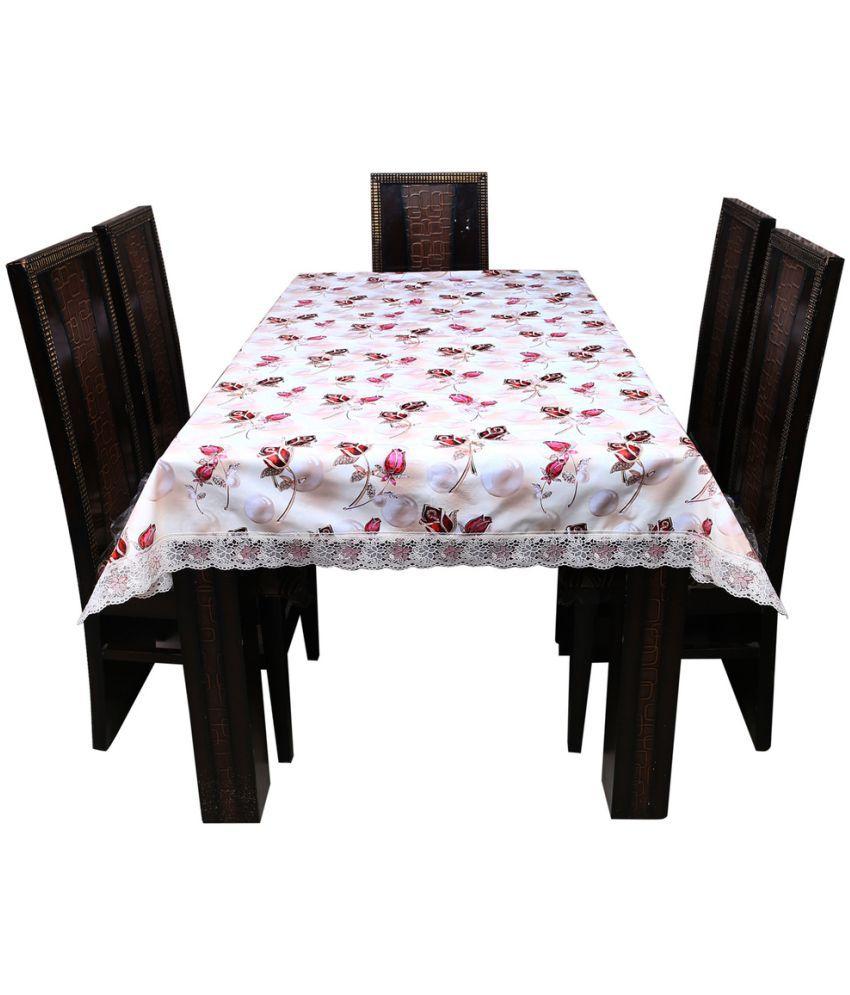 Decor Club 8 Seater PVC Single Table Covers