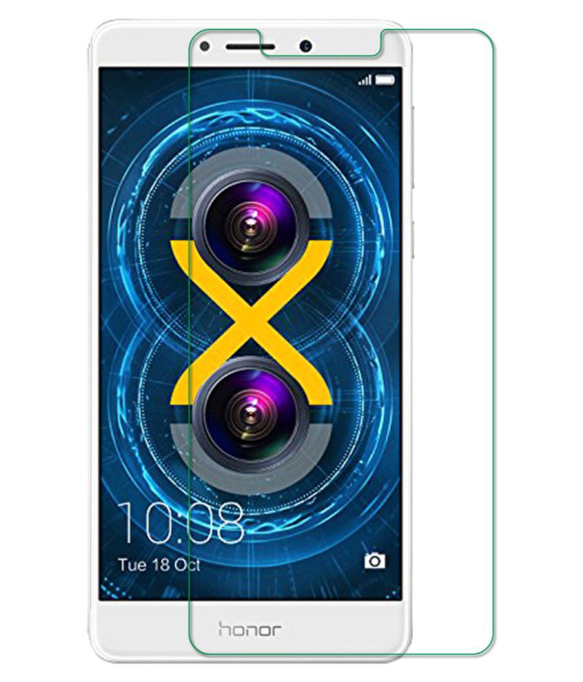 Huawei Honor 6X Tempered Glass Screen Guard By Spectacular Ace