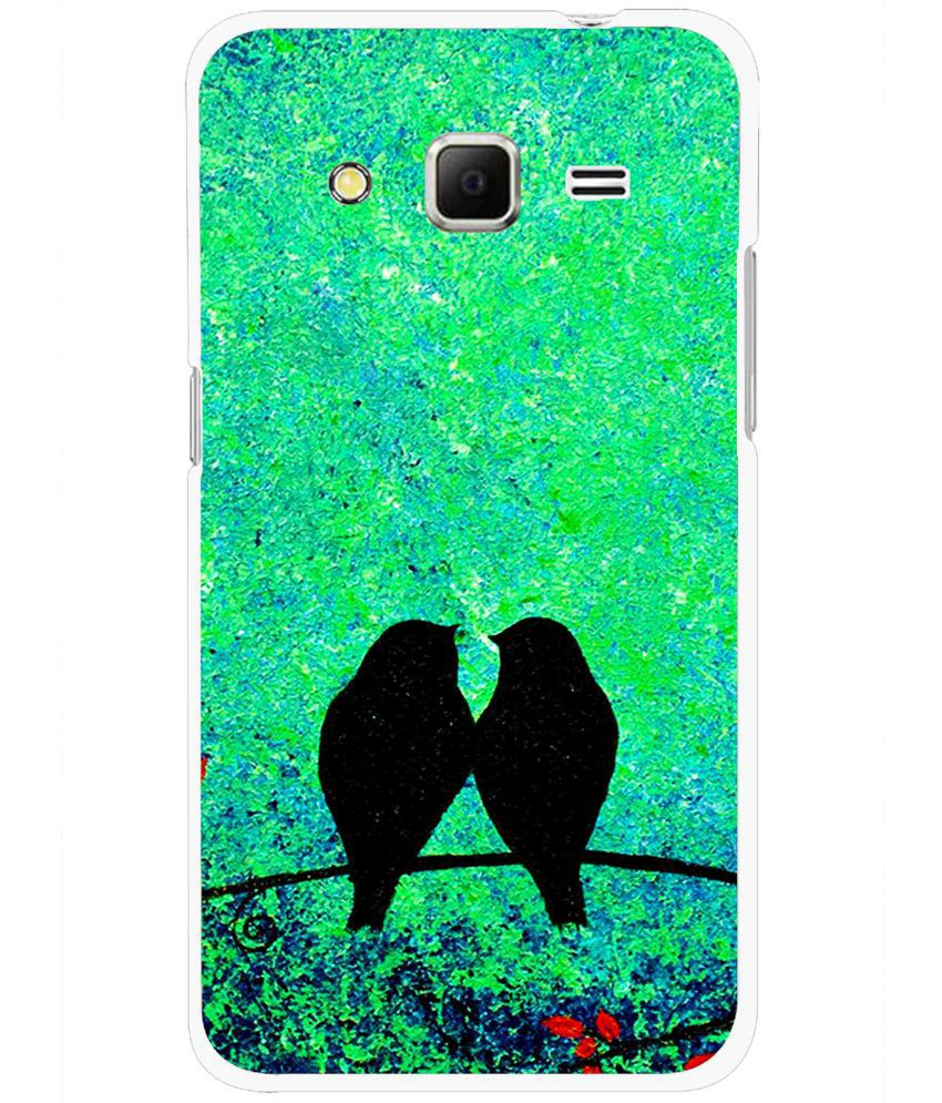 Samsung Galaxy Core Prime Printed Cover By Snooky