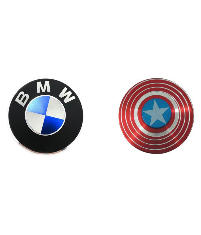 combo of two spinners bmw captain america high quality. Black Bedroom Furniture Sets. Home Design Ideas