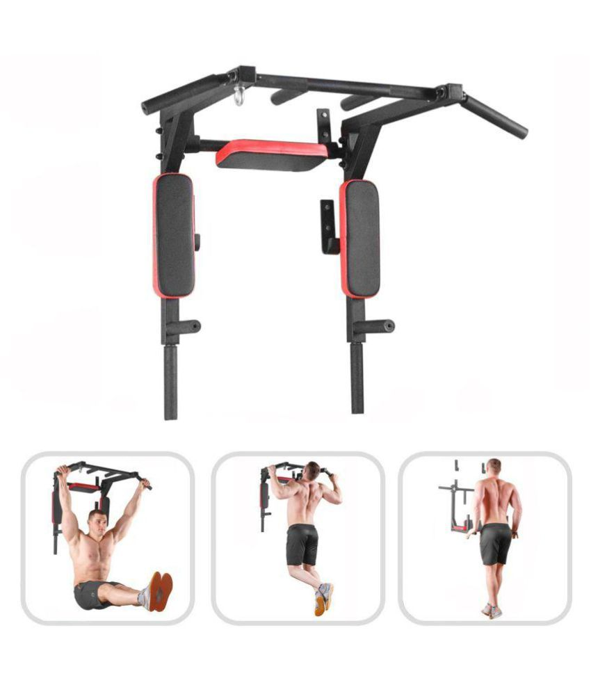 Awesome Permanent Pull Up Bar
