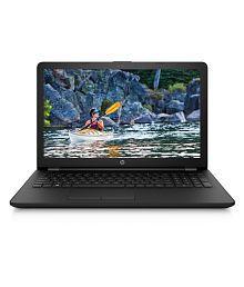 HP 15-BW098AU Laptop (AMD APU E2- 4GB RAM- 1TB HDD- 39.62cm (15.6)- DOS) (Black)