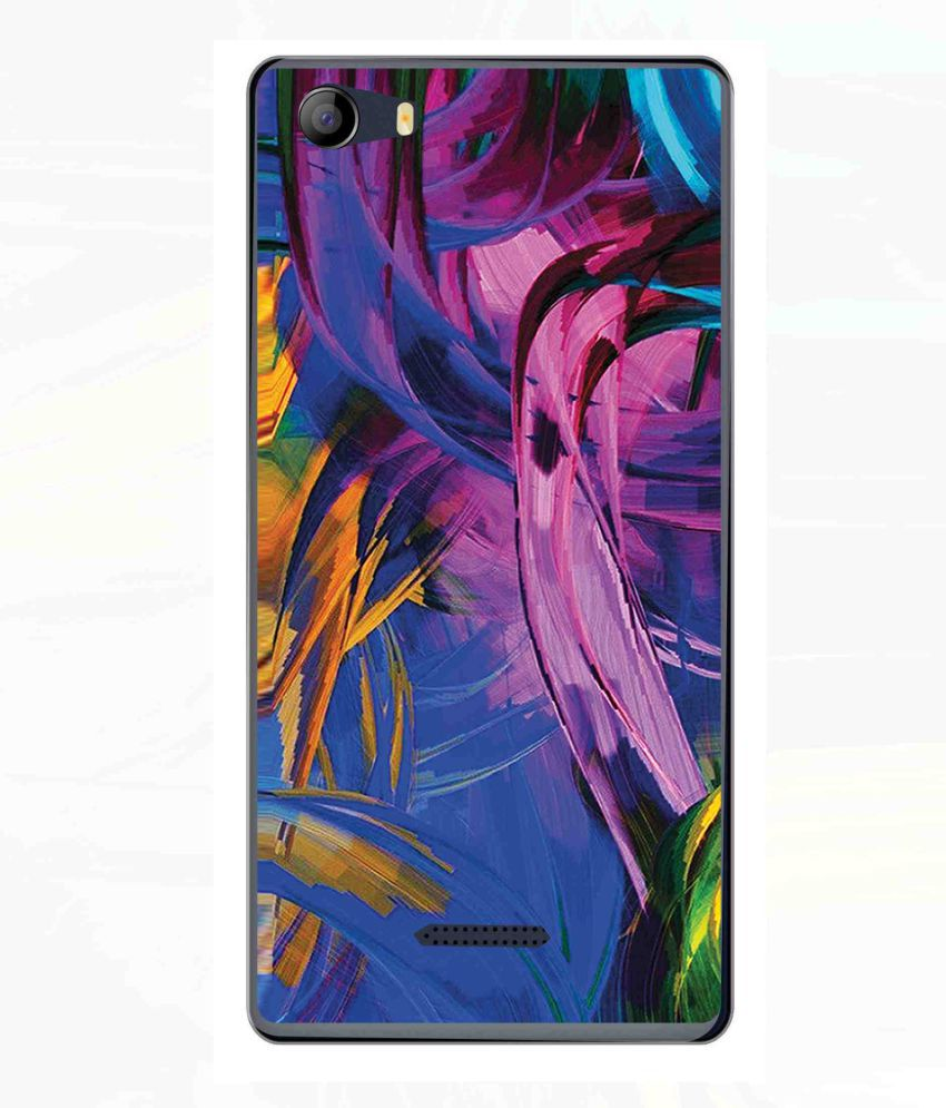 Micromax Canvas 5 E481 Printed Cover By Snooky