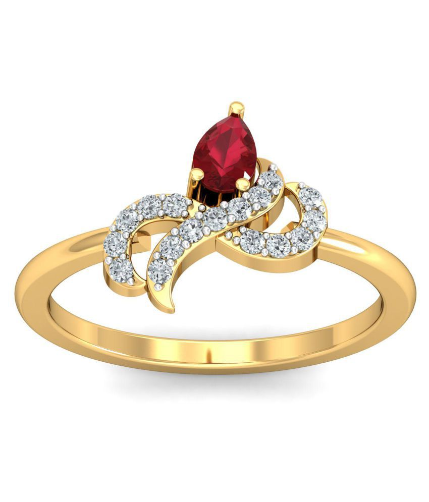 Parineeta 18k Gold Ring