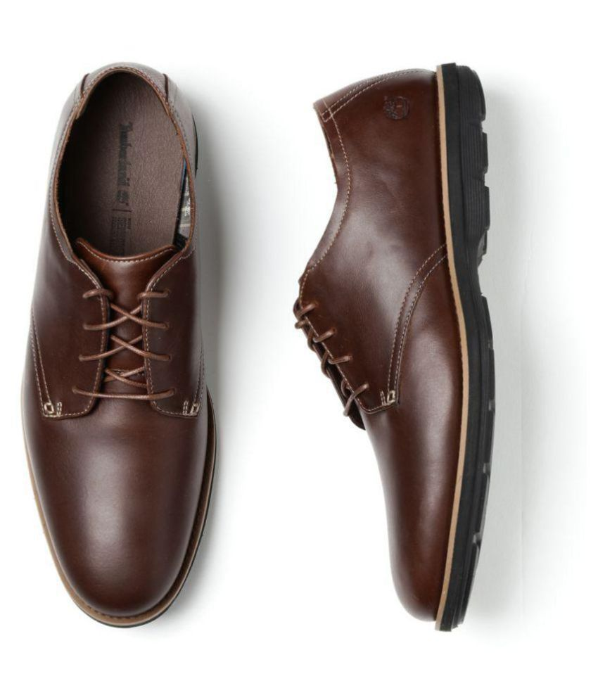 a7568b8d55 Timberland Derby Formal Shoes Price in India- Buy Timberland Derby ...