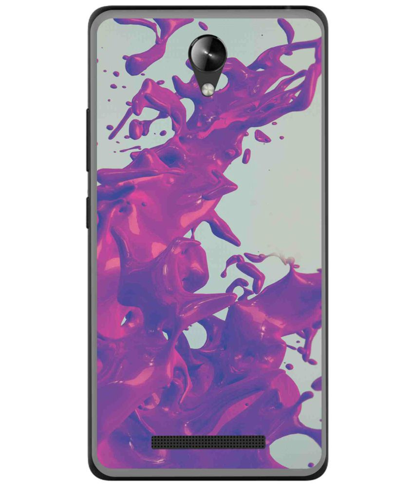 Micromax Canvas 6 Pro E484 Printed Cover By Snooky