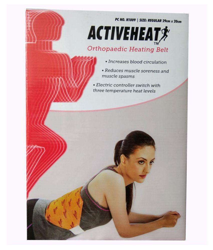 Activeheat Orthopaedic Heating Belt Regular H1009