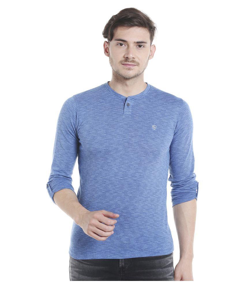 KILLER Blue Round T-Shirt