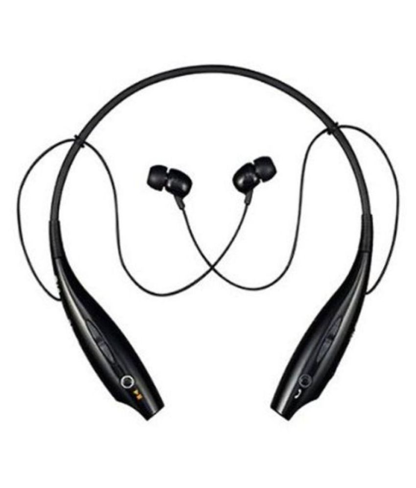 SYL  karboon Titanium S5 Ultra   Bluetooth Headset - Black