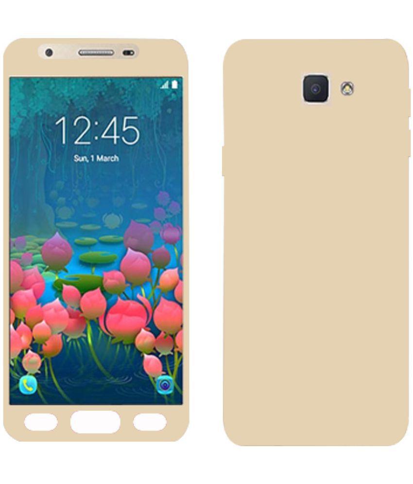 new concept 0b12f 9f1db Samsung Galaxy J7 Nxt Plain Cases Kosher Traders - Golden