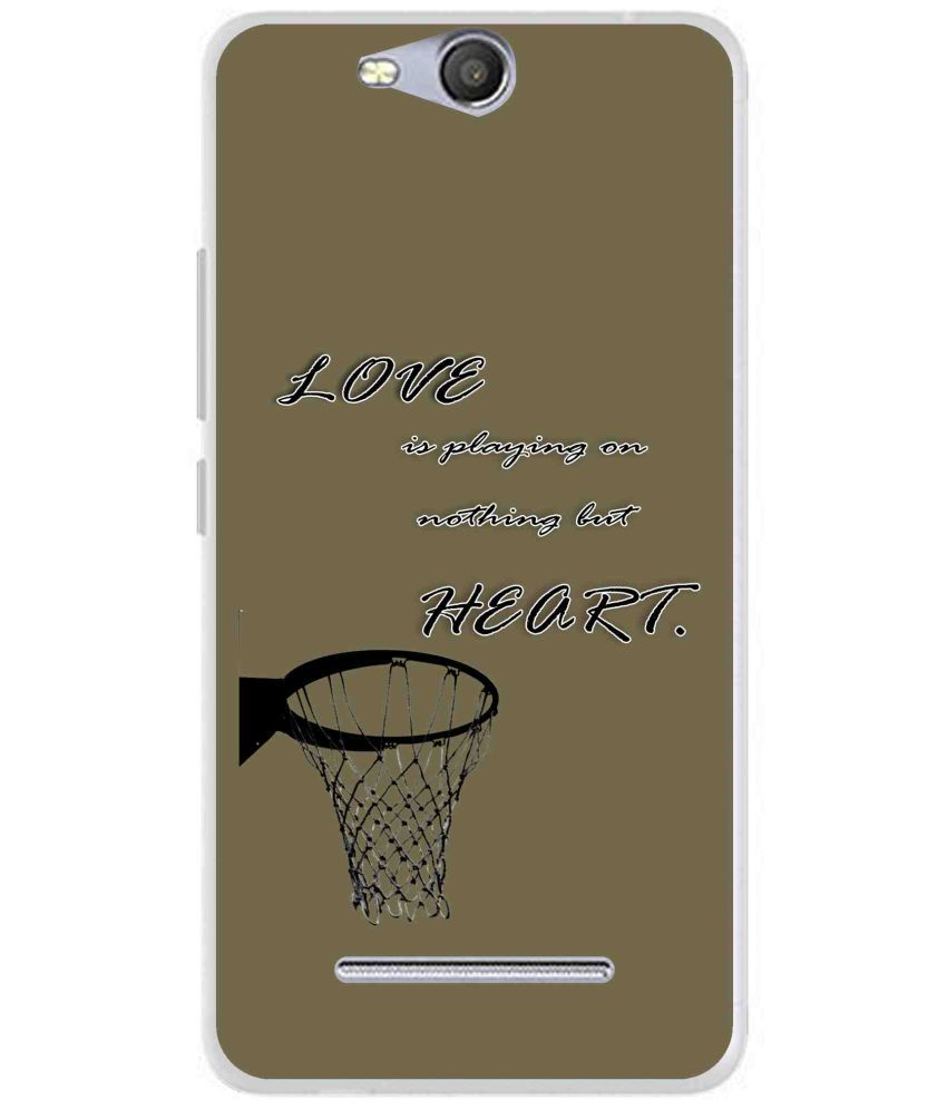 Micromax Bolt Q392 Printed Cover By Snooky