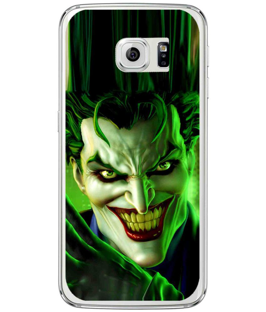 Samsung Galaxy S6 Edge Printed Cover By Snooky