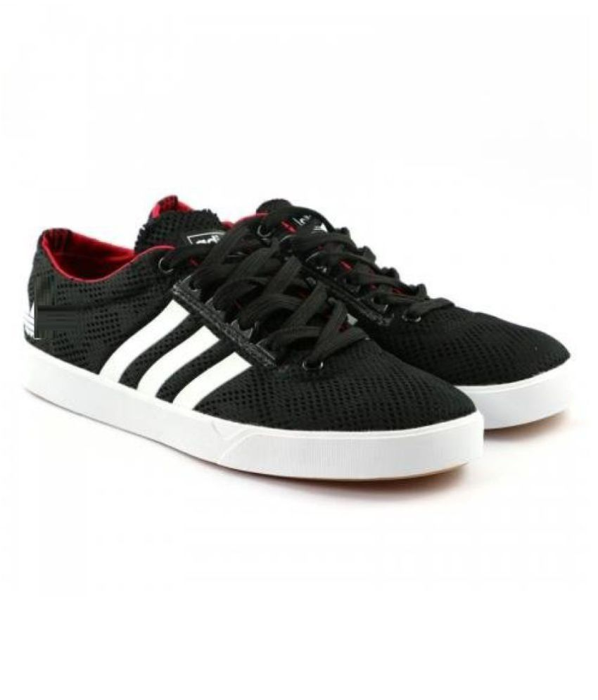 Neo Adidas: Ad Neo Adidas Neo 2 Skateboard Sneakers Black Casual Shoes