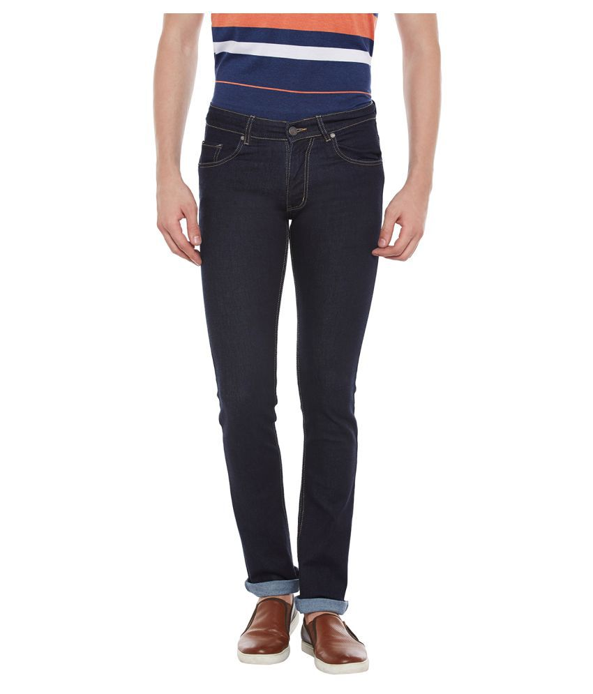 Duke Blue Slim Jeans