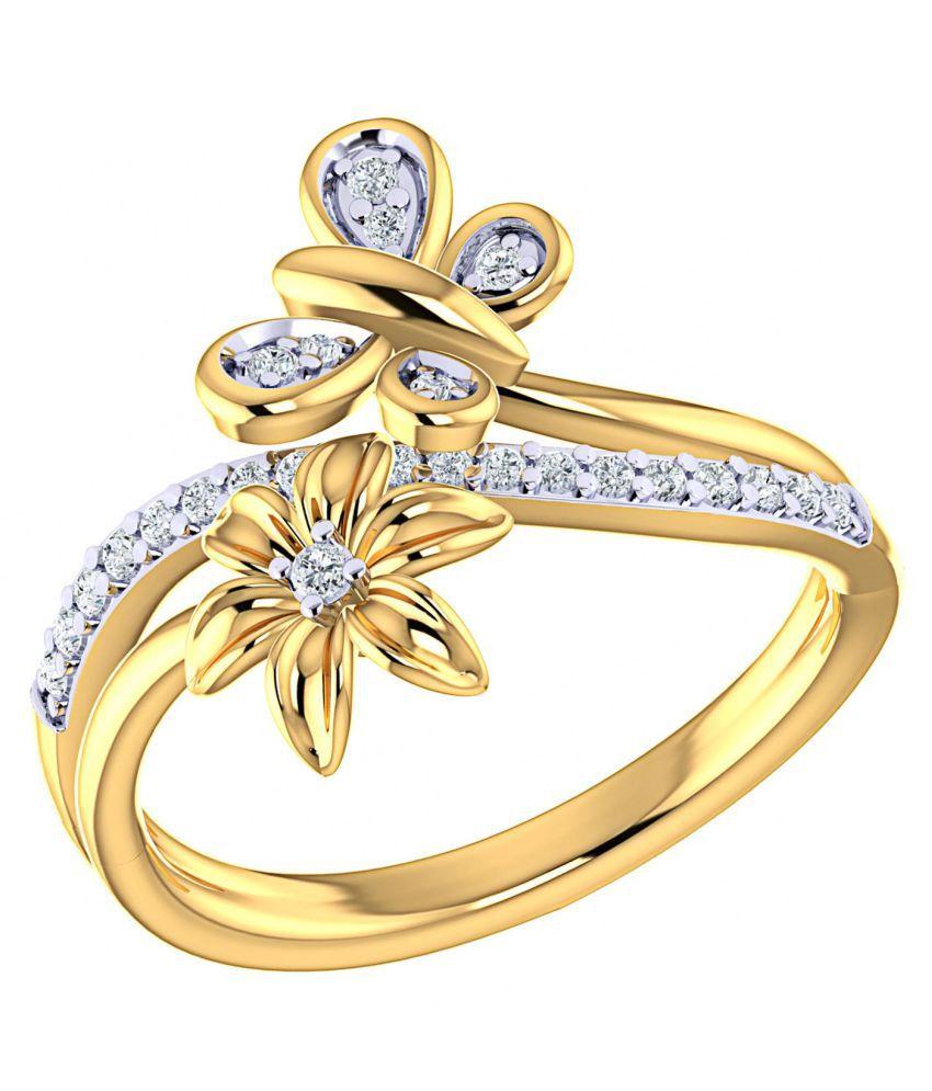 Gili 18k Gold Ring