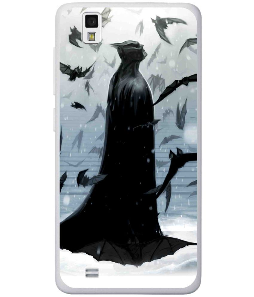 Gionee Pioneer P2M Printed Cover By Snooky