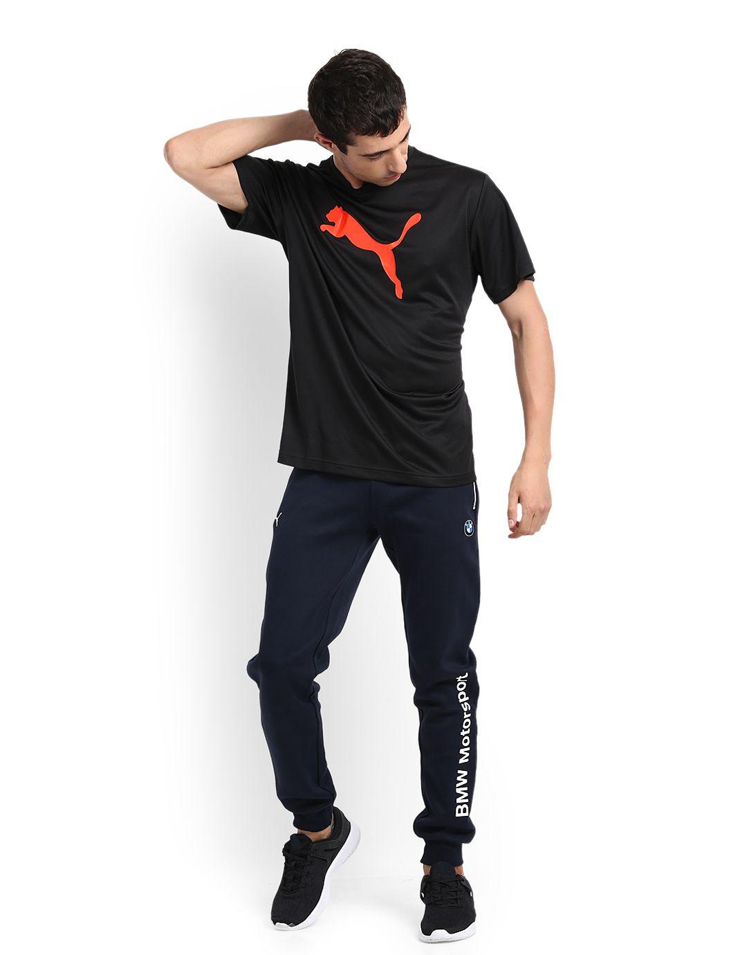 Puma Black T Shirt