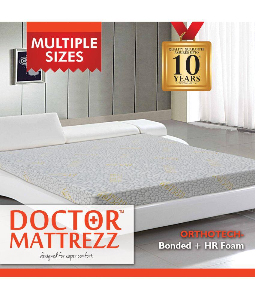 Dr Mattrezz Orthotech 15 24 cm (6) Orthopedic Mattress
