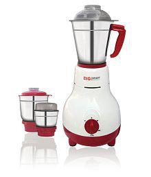 Digi Smart 600 Watt Kitchenmate 3 Jar Mixer Grinder