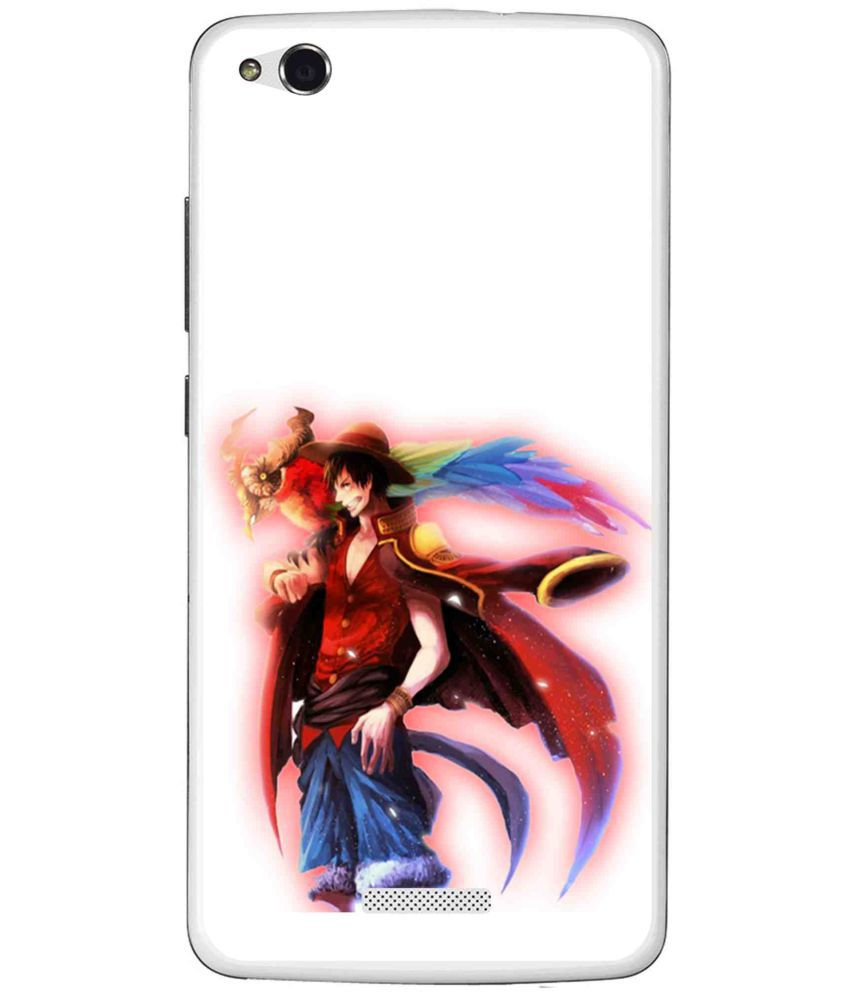 Gionee CTRL V6L Printed Cover By Snooky