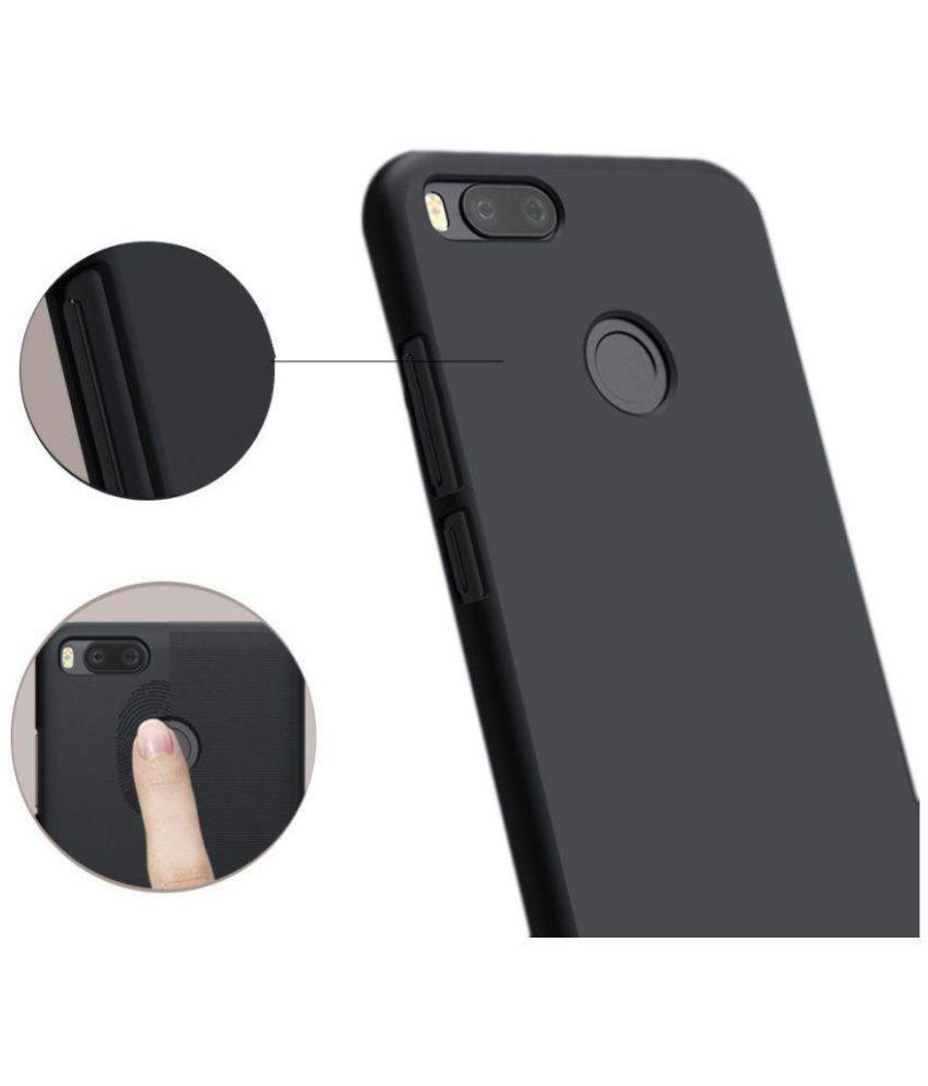 8a48a808a18 Xiaomi MI A1 Shock Proof Case Furious3D - Black - Plain Back Covers ...