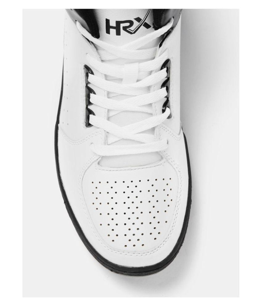 6335b9ef7 HRX Men Sneakers White Casual Shoes - Buy HRX Men Sneakers White ...