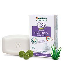 Himalaya Extra Moisturising Soap 125gm (20pcs) Super Saver Pack