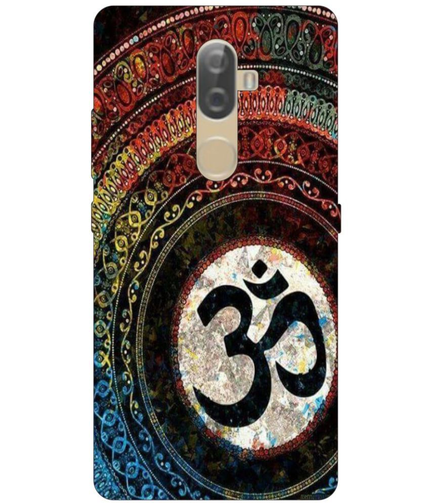 Lenovo K8 Plus Printed Cover By Go Hooked