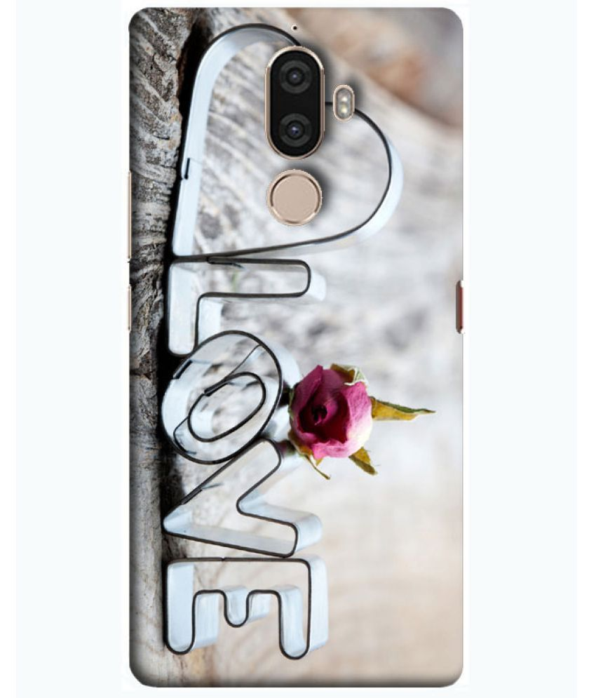 Lenovo K8 Plus Printed Cover By Treecase