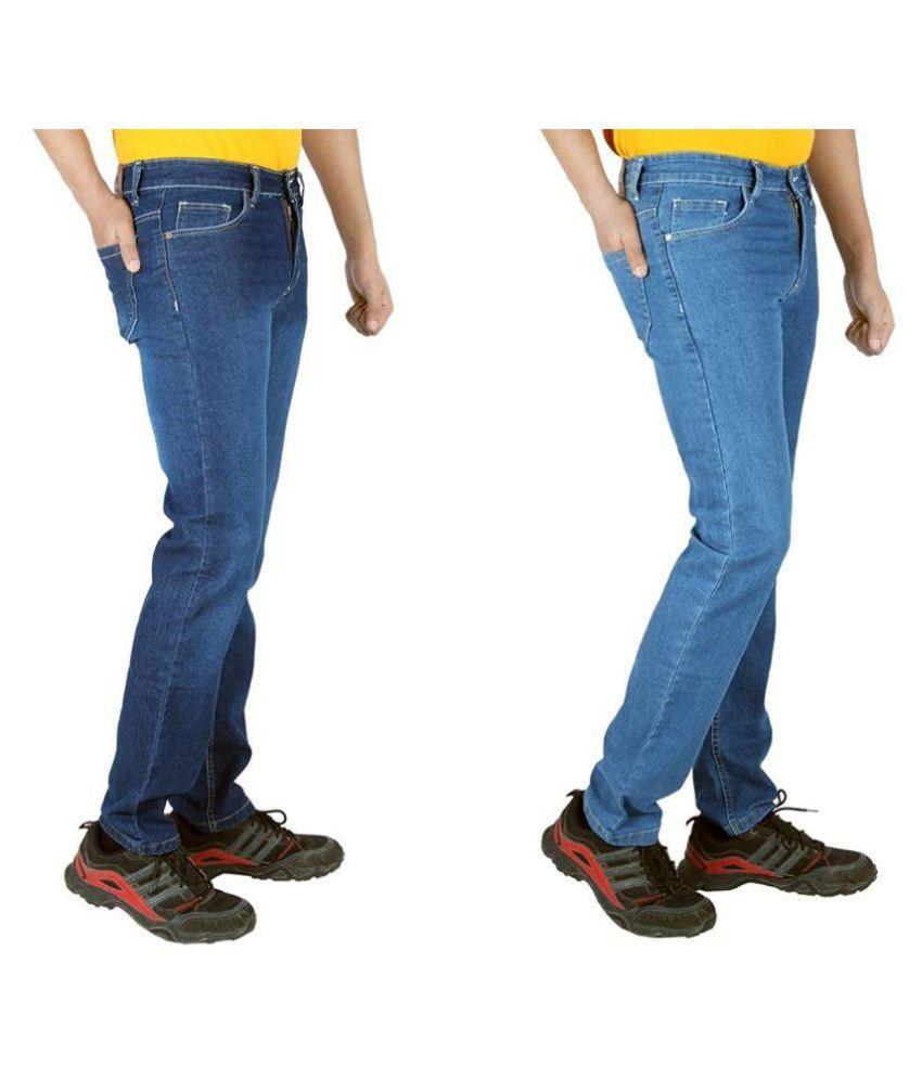 UrAmbitious Multi Slim Jeans