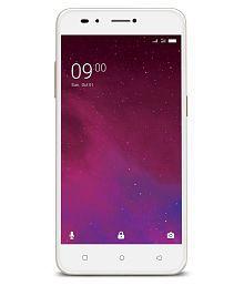 Lava Z60 (Gold, 16GB) - 4G LTE