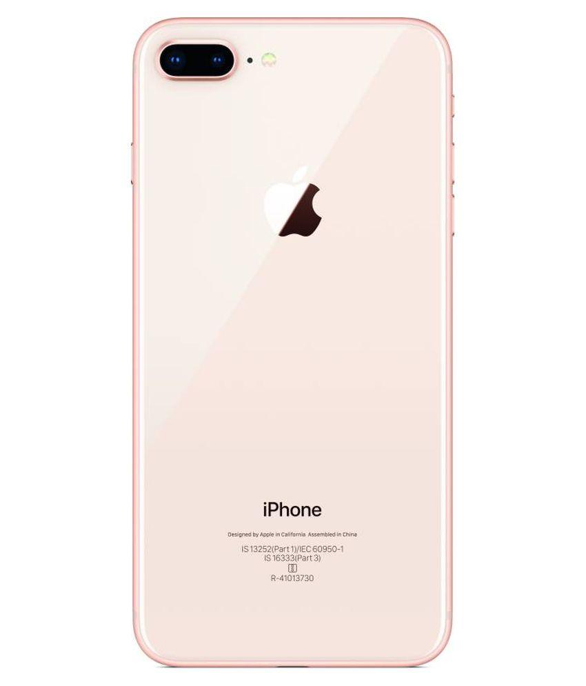 1f2074cf90f Apple iPhone 8 Plus (64GB) Mobile Phones Online at Low Prices ...