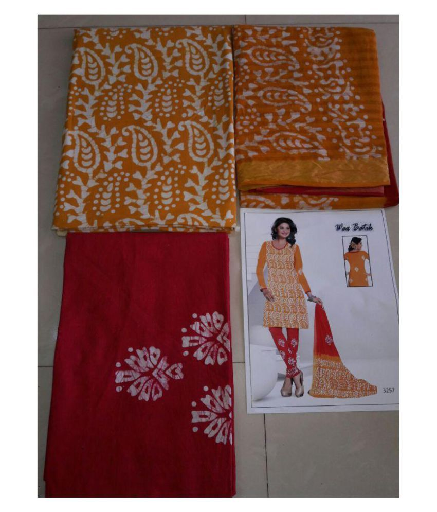 8b3845bd116 Batik Dress materials - Buy Batik Dress materials Online at Low Price -  Snapdeal