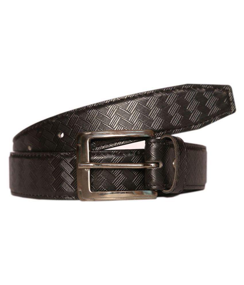 Matcraft Tan PU Casual Belts