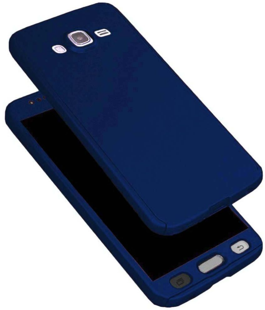 buy popular 6ba9d a1829 Samsung Galaxy On5 Pro Hybrid Covers IPAKY - Blue