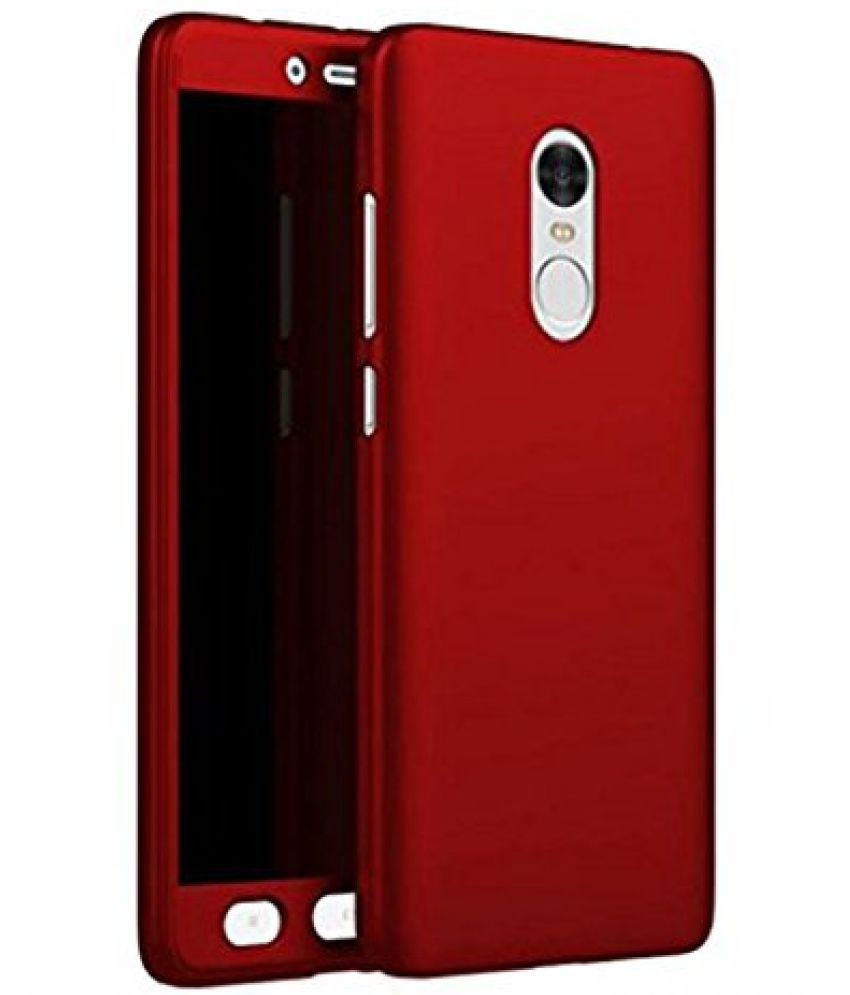 size 40 d13b4 2cee6 Moto G5 Plus Hybrid Covers IPAKY - Red
